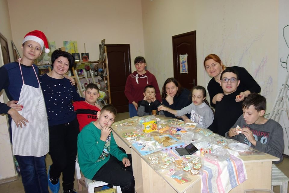 У Кременчуці відкрилася «Особлива майстернЯ» для дітей та підлітків з обмеженими можливостями (ФОТО)