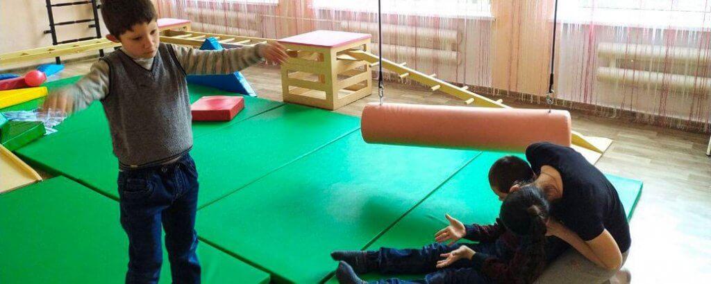 У Новоукраїнці Кіровоградської області запрацював інклюзивно-ресурсний центр (ВІДЕО). новоукраїнка, проєкт dobre, інвалідність, інклюзивно-ресурсний центр, інклюзія