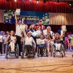 Віталій Палков у Франківську вже вісім років танцює на візку й інших запрошує (ФОТО)