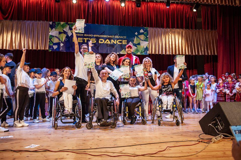 Віталій Палков у Франківську вже вісім років танцює на візку й інших запрошує (ФОТО). віталій палков, реабілітація, танцюрист, танці, інвалідність