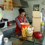 У Голованівську молода безробітна з інвалідністю реалізувала себе у торгівельний сфері
