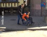Як у Тернополі живеться людям на візку (ВІДЕО). тернопіль, тостер, візок, проєкт, інвалідність