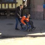 Як у Тернополі живеться людям на візку (ВІДЕО)