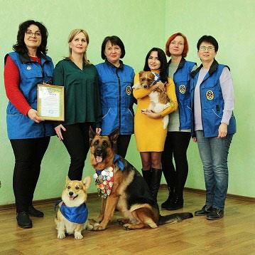 У Черкасах хочуть створити центр каністерапії. черкаси, канистерапия, семінар, собака, інвалідність