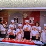 Світлина. У Чернівцях відкрили першу в Україні інклюзивну кухню. Робота, інвалідність, Чернівці, Кранчі з Любов'ю, Валерія Мартинюк, інклюзивна кухня