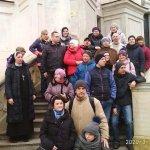 Світлина. Вінницькі сім'ї з особливими дітками здійснили подорож до Бердичева. Новини, інвалідність, проєкт, Вінниця, подорож, Бердичів