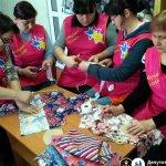 Депутат Ніна Павлюк організувала виготовлення індивідуальних засобів захисту для людей з інвалідністю (ФОТО)