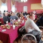 Світлина. Ксенія Сухова привітала «Джерело надії» з 25-річчям. Новини, інвалідність, Мариуполь, свято, Ксения Сухова, Джерело надії