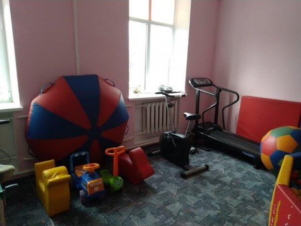 У Вільнянську відкрито реабілітаційне відділення для дітей з інвалідністю. вільнянськ, діти, реабілітаційне відділення, соціальна послуга, інвалідність