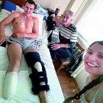 """Вінничанин Роман Кашпур через пів року після важкої травми на фронті, виборов перше місце на """"Іграх Героїв 2020"""""""