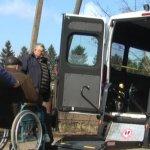 Соціальне таксі для людей з інвалідністю у Жданівській ОТГ, що на Вінниччині (ВІДЕО)