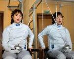Татьяна Позняк: «За свою мечту нужно бороться до последнего». татьяна позняк, инвалидность, медаль, спортсменка, фехтовальщица