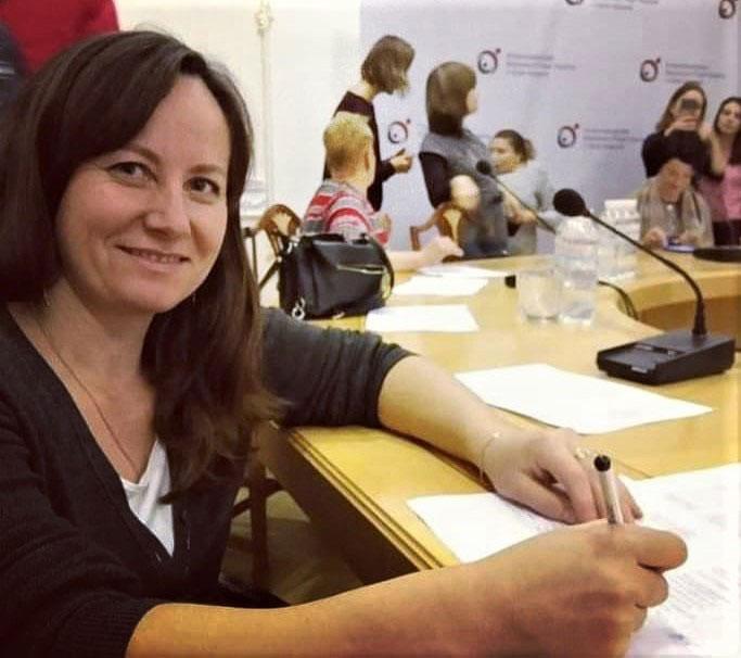 У Києві не залишусь, але досвід цінний: стажерка з інвалідністю про роботу в парламенті. комітет вру, наталія шишолік, стажування, школа політичної участі лідерка, інвалідність
