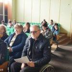 Світлина. Чиновник ДонОДА бідкається, що не виконується програма по забезпечення доступності людям з інвалідністю. Безбар'ерність, інвалідність, доступність, засідання, Донецька область, планування