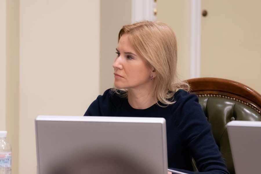 Олена Кондратюк посприяла створенню інклюзивних умов у приміщеннях Парламенту. олена кондратюк, доступність, парламент, підйомник, інвалідність