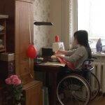 Черкащанка з інвалідністю шиє косметички (ФОТО, ВІДЕО)
