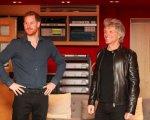 Джон Бон Джові та принц Гаррі випустили спільну пісню Unbroken (ВІДЕО). invictus games, джон бон джові, військовослужбовець, принц гаррі, пісня unbroken