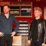 Джон Бон Джові та принц Гаррі випустили спільну пісню Unbroken (ВІДЕО)