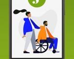 Появилось приложение TosMap для маломобильных людей. доступно.ua, инвалидность, карта доступності, локация, приложение tosmap