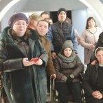 Вінницькі сім'ї з особливими дітками здійснили подорож до Бердичева (ФОТО)