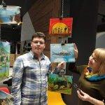 У Запоріжжі відкрилась унікальна виставка картин
