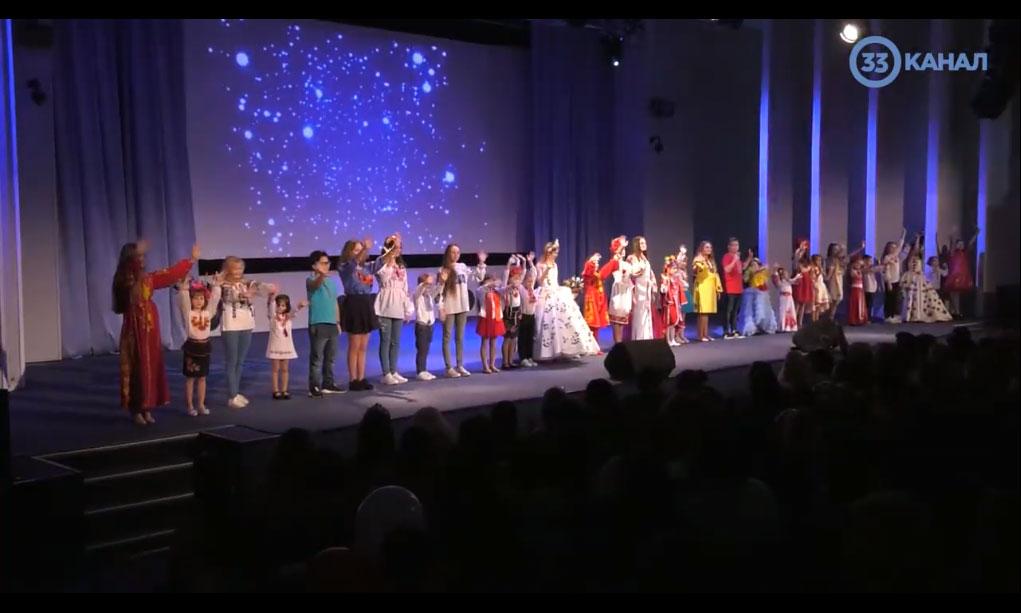 Нагадати про гуманність: діти взяли участь у фестивалі, присвяченому людям з інвалідністю (ВІДЕО)
