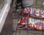 Винахідлива бабуся робить пандуси з конструктора Lego (ВІДЕО). lego, німеччина, рита ебель, конструктор, пандус
