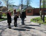 Полтавський краєзнавчий музей зроблять доступнішим для маломобільних груп населення (ФОТО). полтава, доступність, музей, облаштування, інвалідність