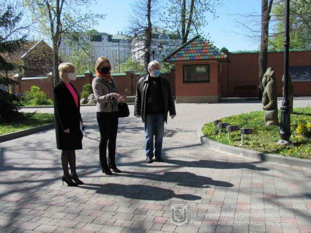 Полтавський краєзнавчий музей зроблять доступнішим для маломобільних груп населення. полтава, доступність, музей, облаштування, інвалідність