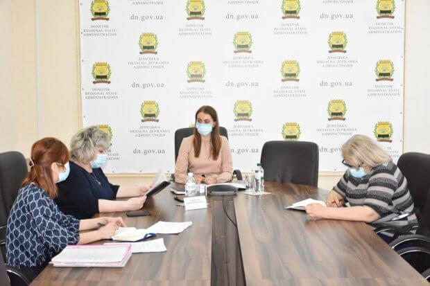 Підприємства Донецької області отримали податкові пільги. донецька область, засідання, підприємство, пільга, інвалідність