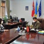 Дотримання прав людей з інвалідністю серед пріоритетів нашої роботи – Віталій Бунечко на зустрічі з Нелею Ковалюк