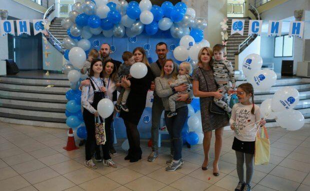 Родинам із дітьми-аутистами допомагає ірпінський «Синій слон». бф синій слон, приірпіння, аутизм, аутист, допомога