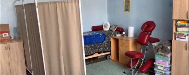 У Волноваській лікарні планують розмістити реабілітаційний центр. волноваха, реабілітаційний центр, лікарня, приміщення, інвалідність