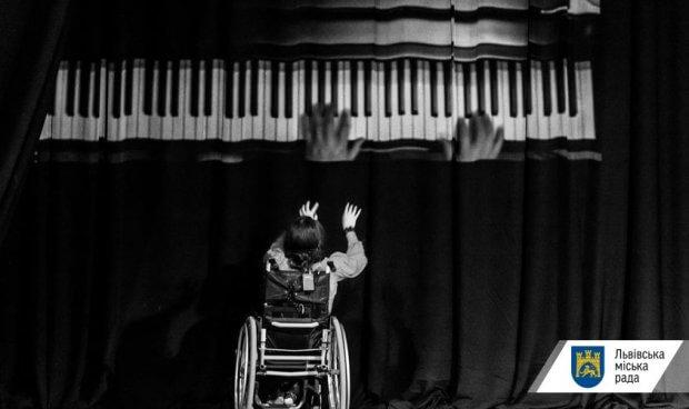 Львівський театральний фестиваль «Шлях» очолив рейтинг інклюзивних проектів Українського культурного фонду. бо непротоптана стежина, укф, актор, театральний фестиваль шлях, інвалідність