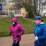 Пом'якшення карантину: як надворі тренуються кропивницькі легкоатлетки з інвалідністю (ВІДЕО)