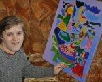 У Херсоні відкривають галерею юних художників – дітей з аутизмом. херсон, аутизм, виставка, галерея, художник