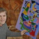 У Херсоні відкривають галерею юних художників – дітей з аутизмом
