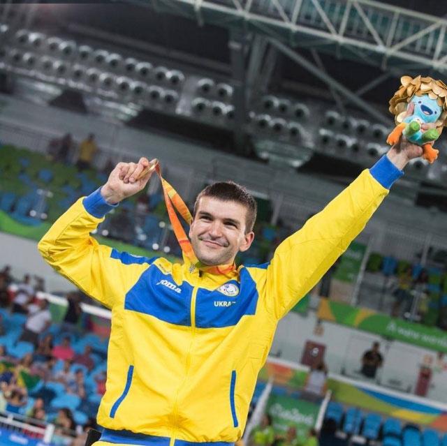 Андрій Демчук: Сподіваюся на ще одне золото Паралімпіади. андрій демчук, паралимпиада, карантин, спортсмен, чемпион