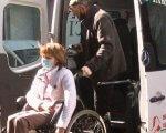 Як в умовах карантину у Хмельницькому працює соціальне таксі (ВІДЕО). хмельницький, карантин, послуга, соціальне таксі, інвалідність