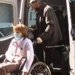Як в умовах карантину у Хмельницькому працює соціальне таксі (ВІДЕО)