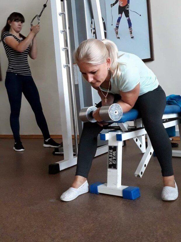 Після інсульту й реанімації — на спортивні п'єдестали. світлана дроздюк, армспорт, змагання, інвалідність, інсульт