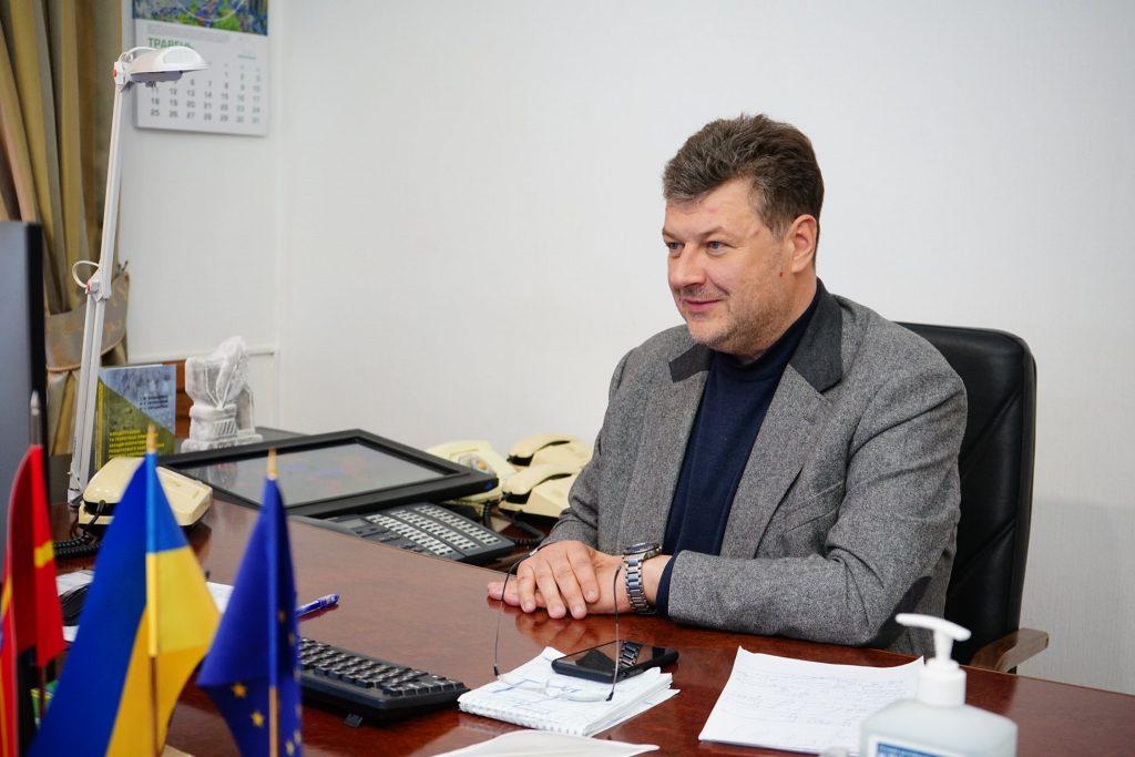 Дуже важлива підтримка з боку держави осіб з інвалідністю, – Віталій Бунечко. віталій бунечко, житомир, онлайн-спілкування, інвалідність, інтеграція
