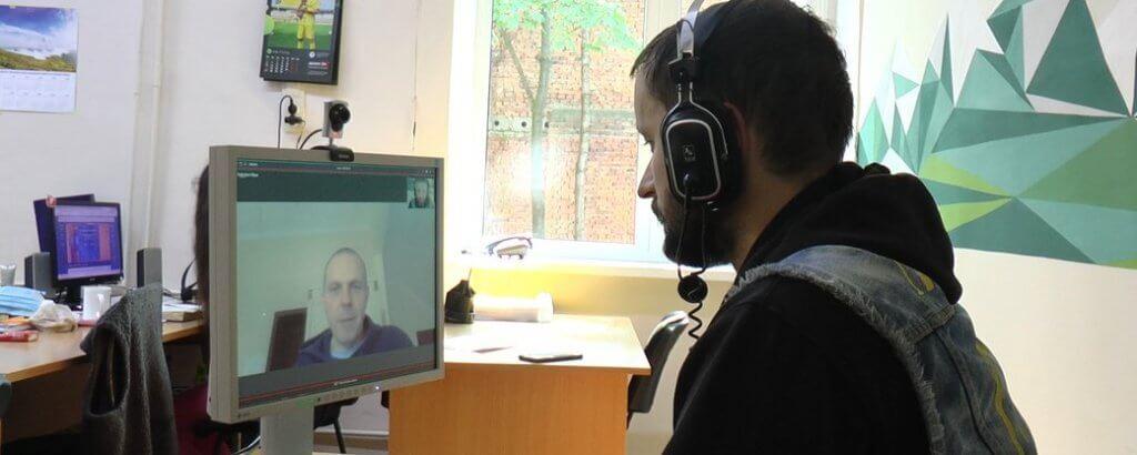 Прикарпатці взяли участь в онлайн-конференції на тему прав людей з інвалідністю (ВІДЕО). доступність, недотримання, онлайн-конференція, порушення, інвалідність