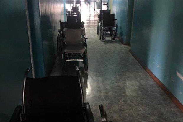 Как в Кривом Роге живут одинокие инвалиды в Доме Милосердия. дом милосердия, кривой рог, юрий милобог, доступность, проживание