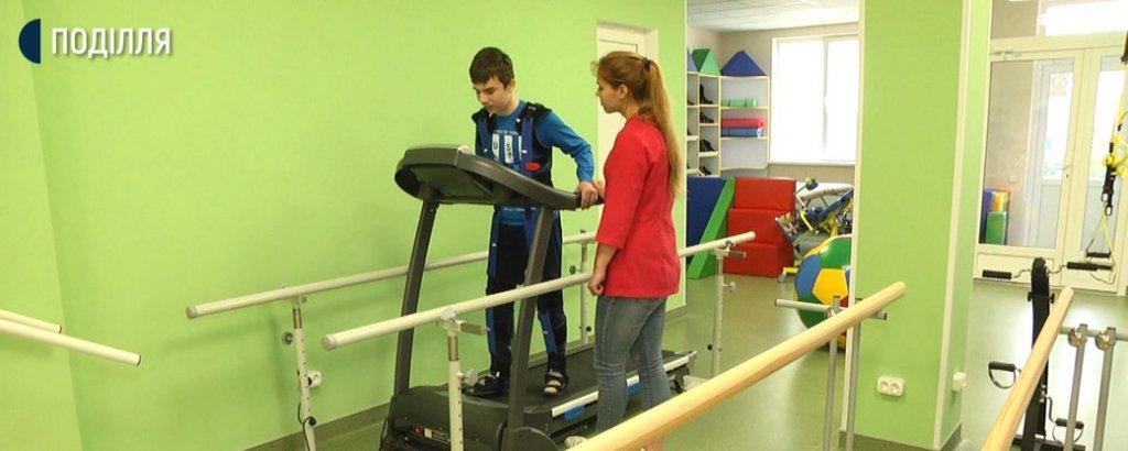 У Хмельницькому відкрили центр реабілітації для дітей з інвалідністю (ФОТО, ВІДЕО). хмельницький, центр реабілітації, дитина, побутові навички, інвалідність