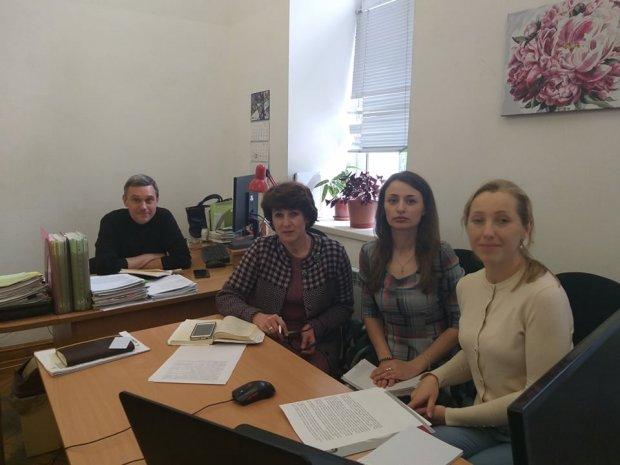 Працівники Секретаріату Уповноваженого взяли участь в онлайн-засіданні робочої групи Комітету з прав осіб з інвалідністю Європейської мережі національних інституцій з прав людини. covid-19, ennhri, онлайн-засідання, пандемія, інвалідність