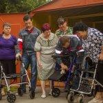 Світлина. Депутатка Ніна Павлюк: «У Маріуполі міська влада всіляко підтримує людей з інвалідністю». Закони та права, інвалідність, суспільство, Мариуполь, підтримка, Ніна Павлюк