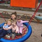 Детей в Одессе порадовали современным игровым пространством