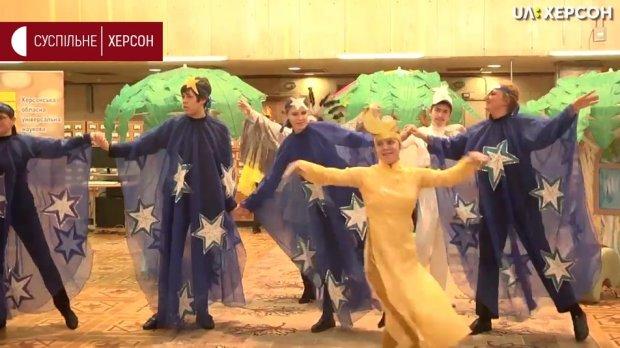 Інклюзивний театр Херсона отримав Гран-прі на Міжнародному конкурсі. гран-прі, херсон, вистава, театр, інвалідність