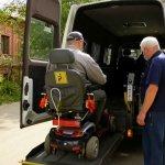 В Днепре люди с инвалидностью могут бесплатно пользоваться такси (ФОТО, ВИДЕО)